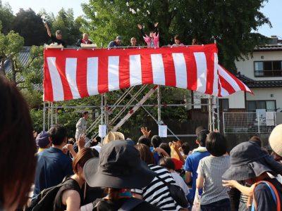 2019.8.3 永林寺保育園(江北町)作業所にて「上棟式」が執り行われました。